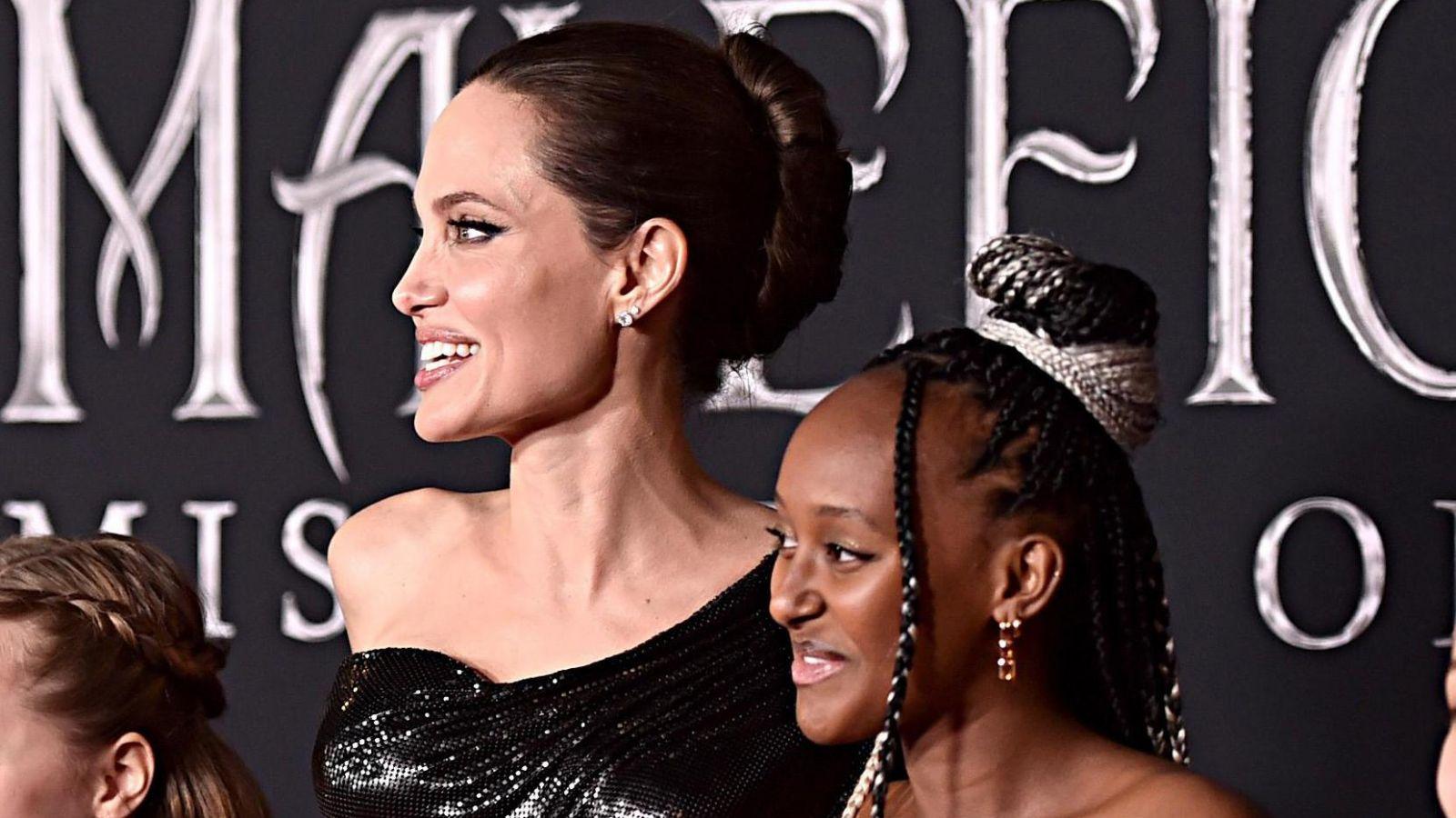 Η Angelina Jolie φοβάται για τη μαύρη κόρη της Zahara: «Το σύστημα δεν την προστατεύει»