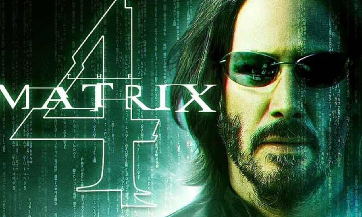 Έρχεται το νέο Matrix (εννοείται) με Κιάνου Ριβς