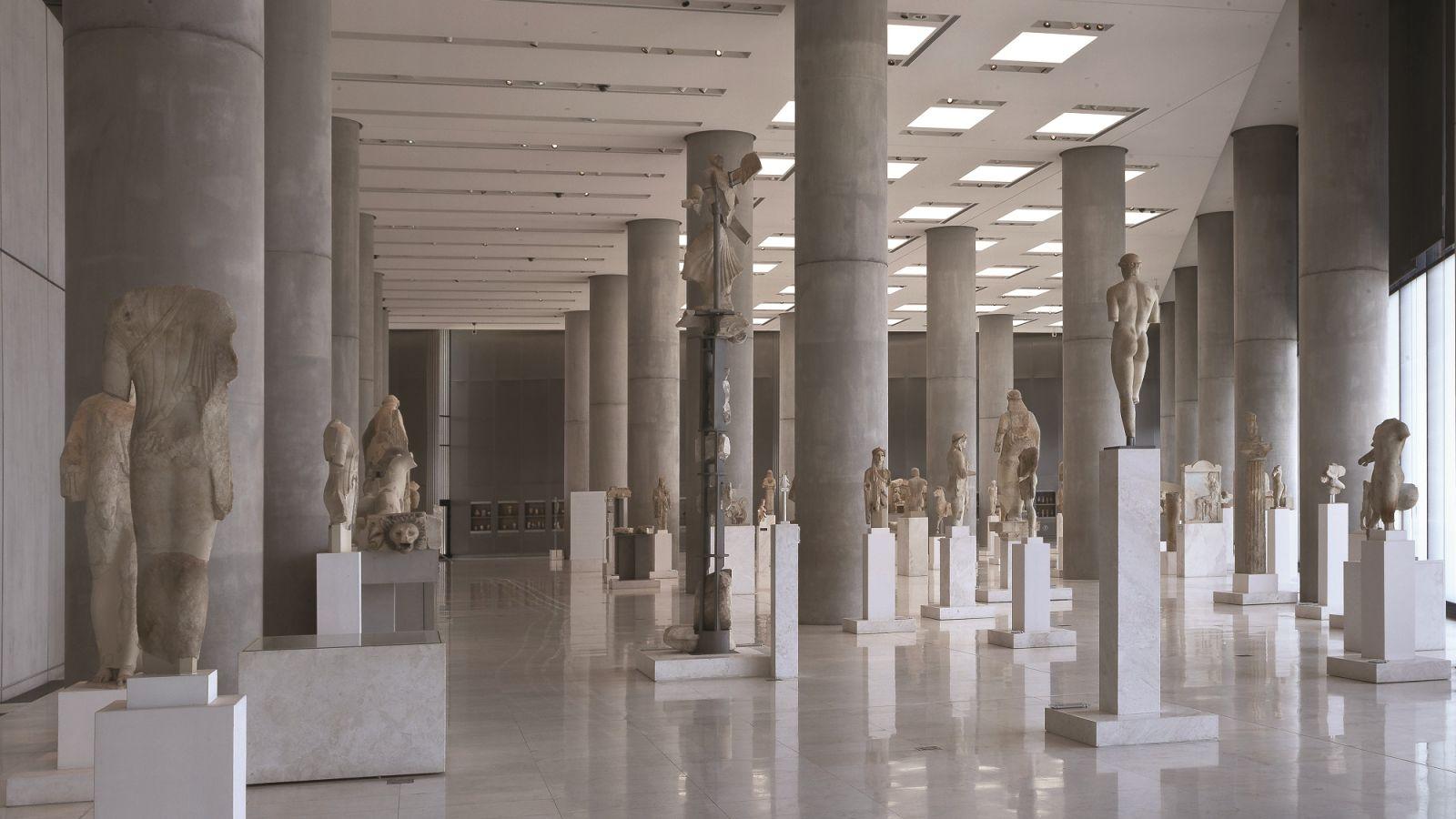 Άρση μέτρων: Άνοιξαν και πάλι τα μουσεία της χώρας – Ποια είναι τα μέτρα προστασίας