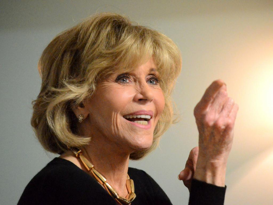 Jane Fonda: Ένα τιμητικό βραβείο για το έργο ζωής στις Χρυσές Σφαίρες που το περιμέναμε καιρό