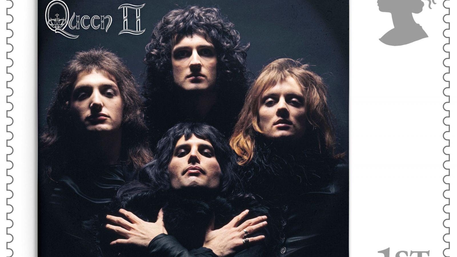 Oι Queen έγιναν γραμματόσημα [pics]