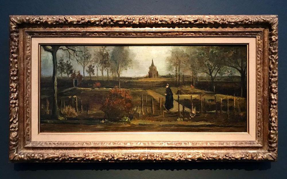 Ολλανδία: Στα ίχνη του κλεμμένου πίνακα του Βαν Γκογκ – Είχε κλαπεί από το μουσείο Singer Laren