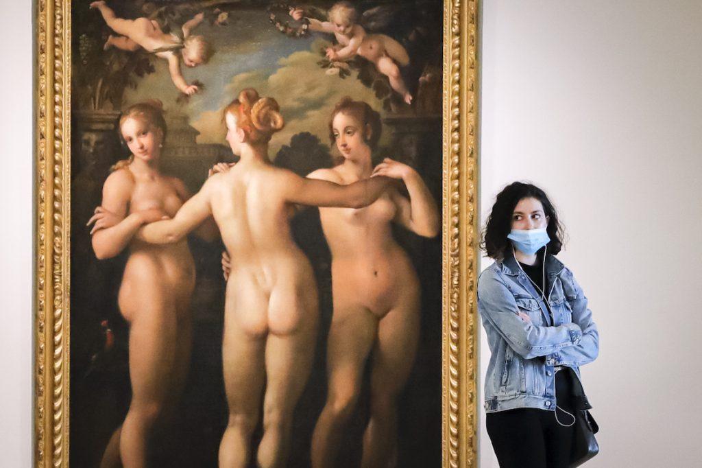 Μια περιήγηση στα μουσεία όλου του κόσμου με μάσκες – Η νέα πραγματικότητα