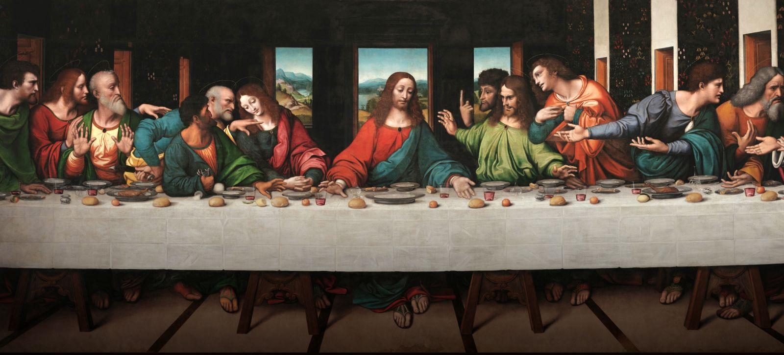 «Μυστικός Δείπνος»: Δείτε το έργο του Λεονάρντο Ντα Βίντσι σε υψηλή ανάλυση – Ποιες λεπτομέρειες αποκαλύφθηκαν