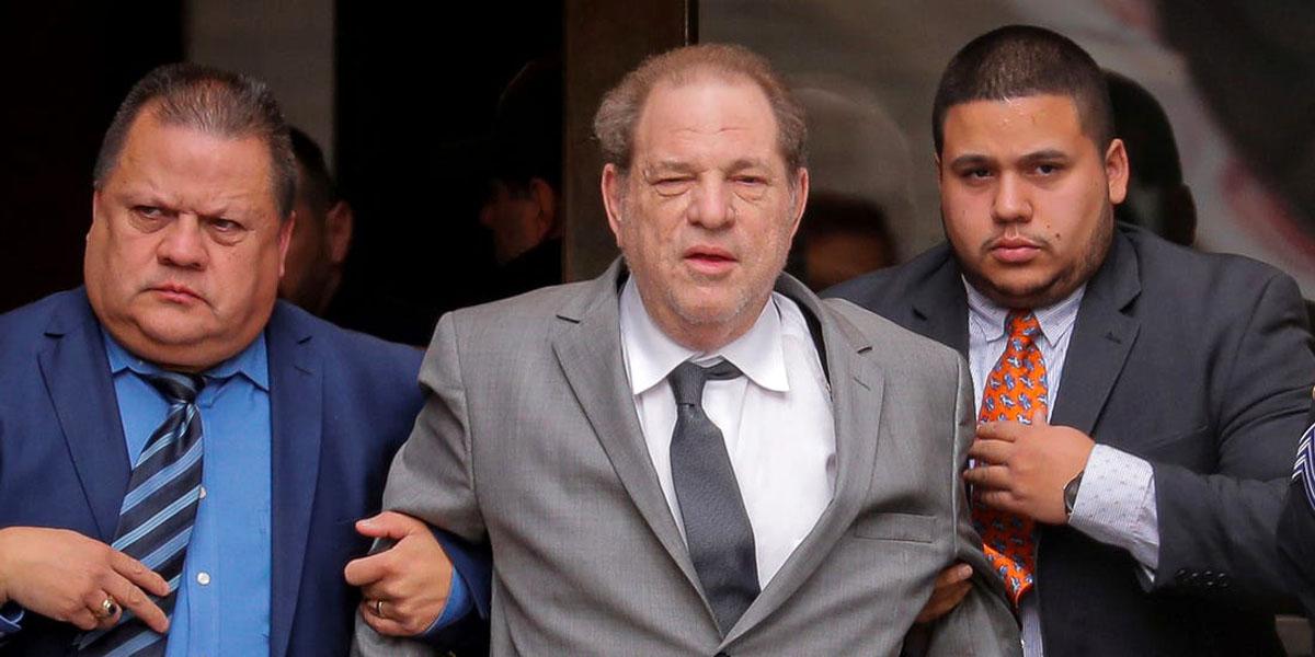Harvey Weinstein: Αποζημίωση 19 εκατομμυρίων δολαρίων θα λάβουν τα θύματά του