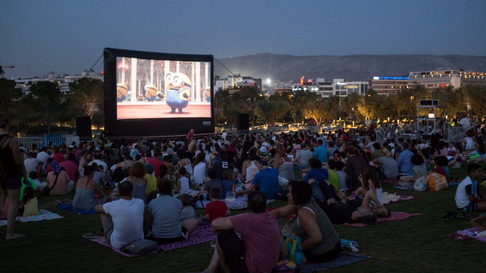 Θερινό σινεμά στο ξέφωτο του ΚΠΙΣΝ για μικρούς και μεγάλους – Εντομοαπωθητικό απαραίτητο