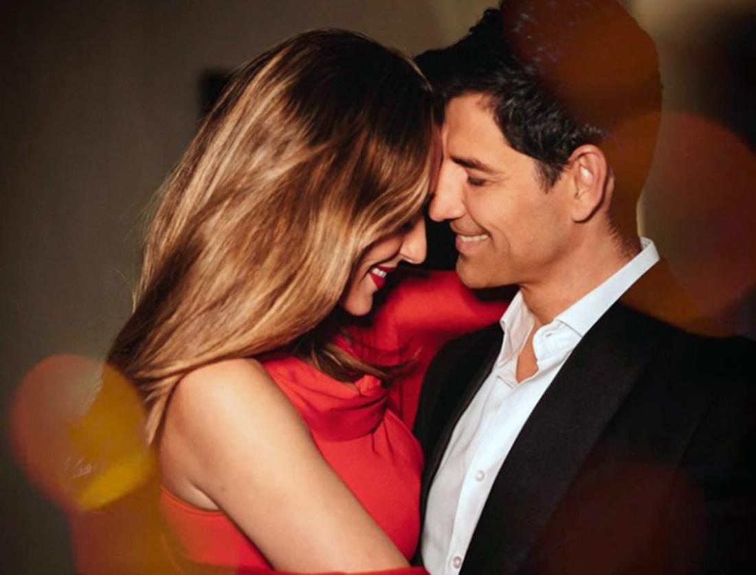 H Κάτια Ζυγούλη και ο Σάκης Ρουβάς έχουν επέτειο γάμου και χορεύουν Μακαρένα [vid]