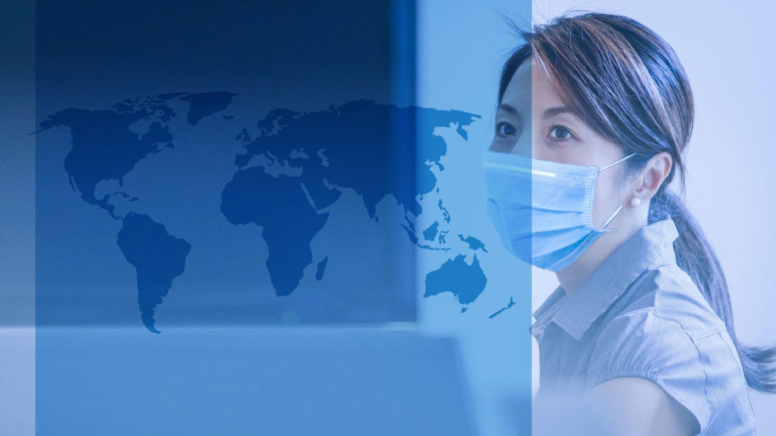 ΠΟΥ: Τα νέα δεδομένα για τη μετάδοση του ιού – Μέσω του αέρα και σε ανοιχτούς χώρους