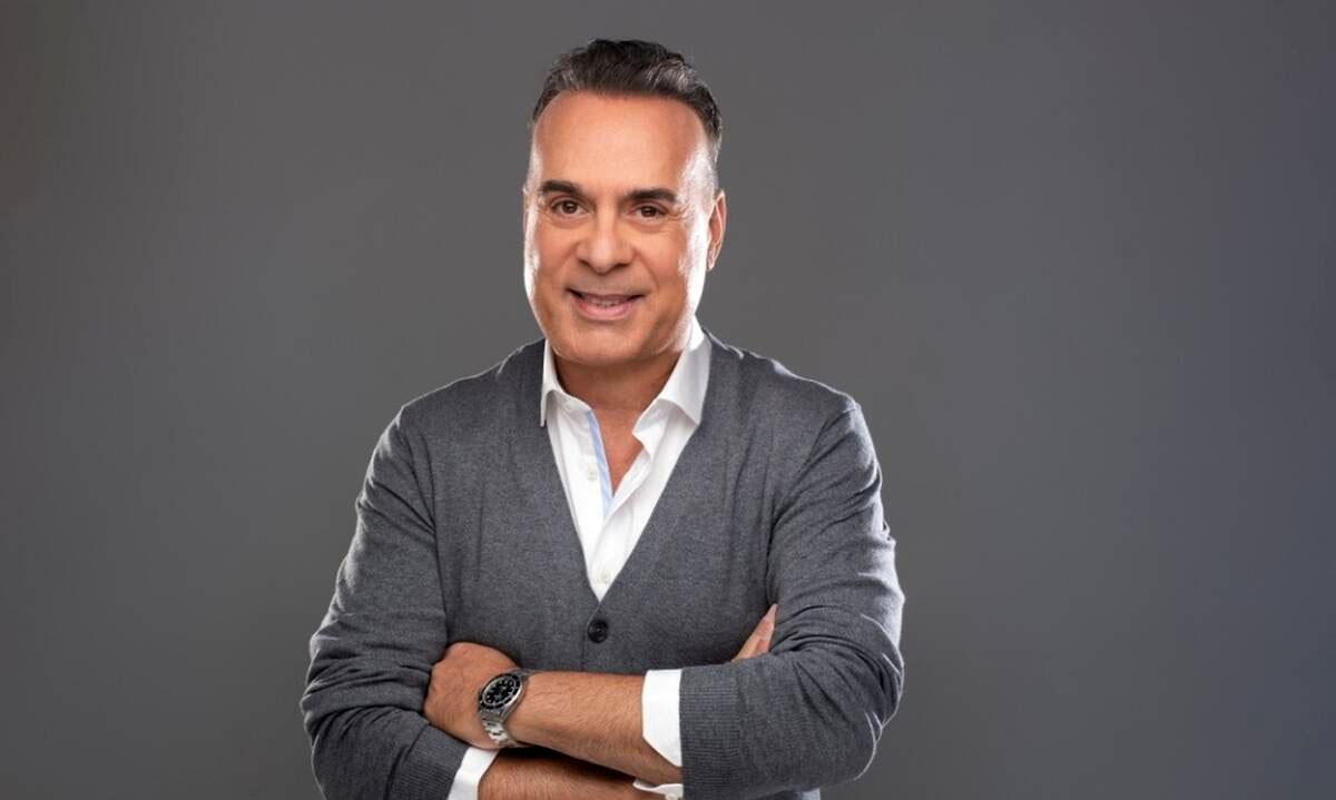 Φώτης Σεργουλόπουλος: Η επιστροφή στο Mega και την τηλεόραση [vid]