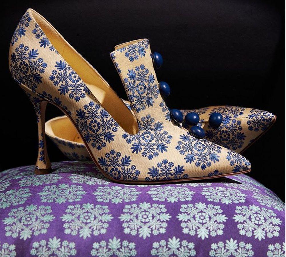 Manolo Blahnik: Sales Alert – Ο δημιουργός βάζει πρώτη φορά εκπτώσεις στα παπούτσια του