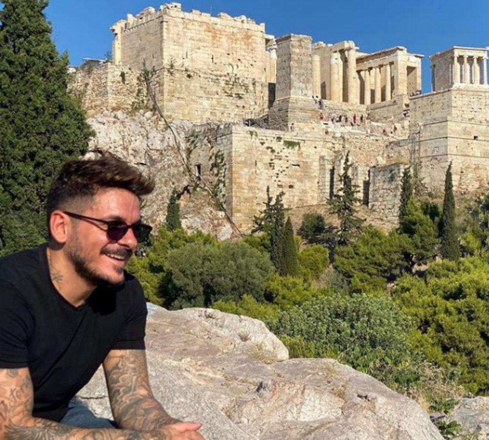 Stan: Θύμα κλοπής – Τραυματίστηκε κυνηγώντας ληστή στο κέντρο της Αθήνας [pics]