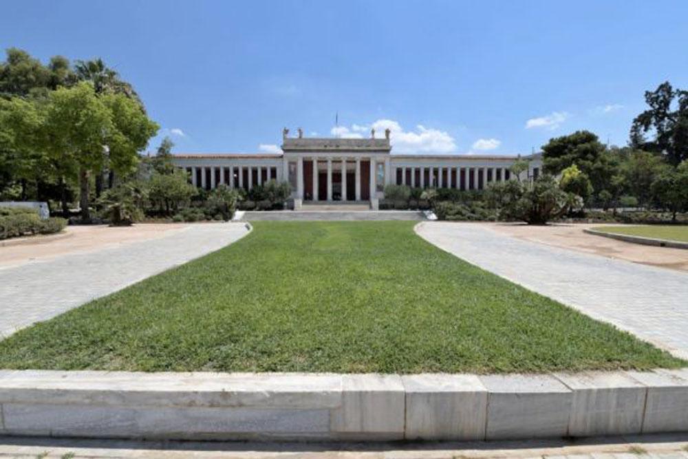 Εθνικό Αρχαιολογικό Μουσείο: Ένας ανθισμένος κήπος στη διάθεση των πολιτών