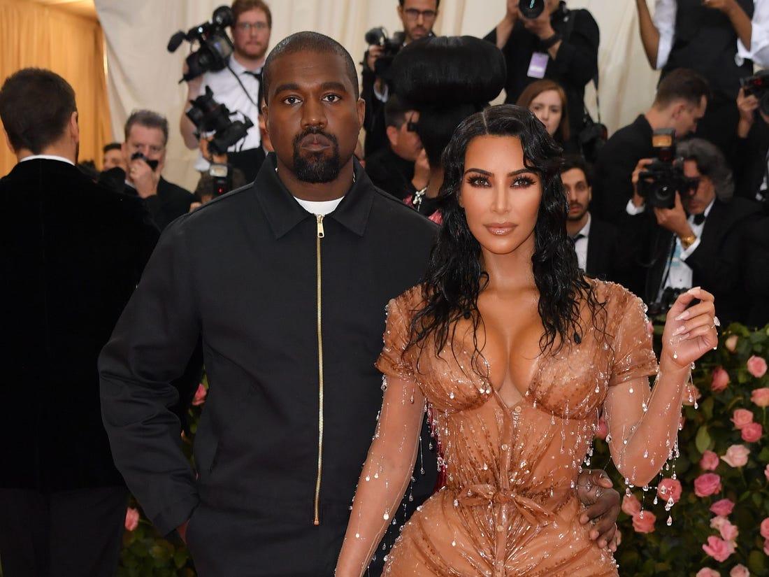 Kim Kardashian: Τίτλοι τέλους στον γάμο της με τον Kanye West [vid]