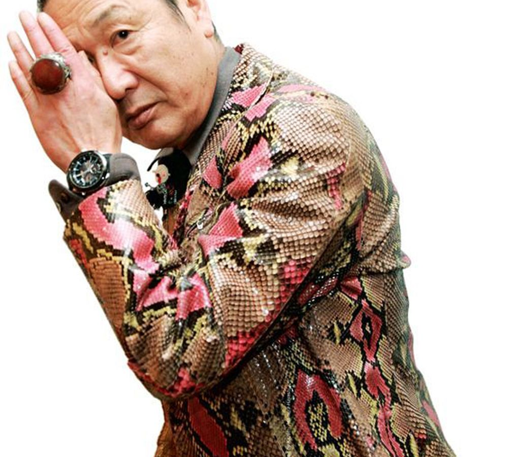 Πέθανε ο Ιάπωνας σχεδιαστής μόδας Κανσάι Γιαμαμότο [pics & vid]