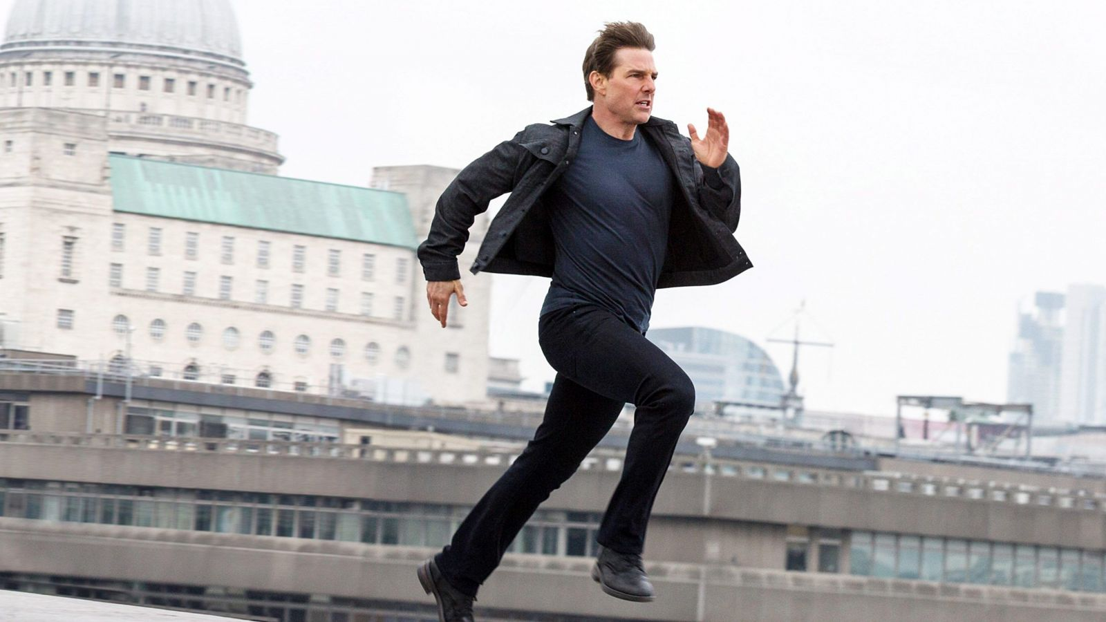 Mission Impossible 7: Η ανατίναξη γέφυρας στην Πολωνία, μέρος του σεναρίου, προκαλεί αντιδράσεις [pics&vid]