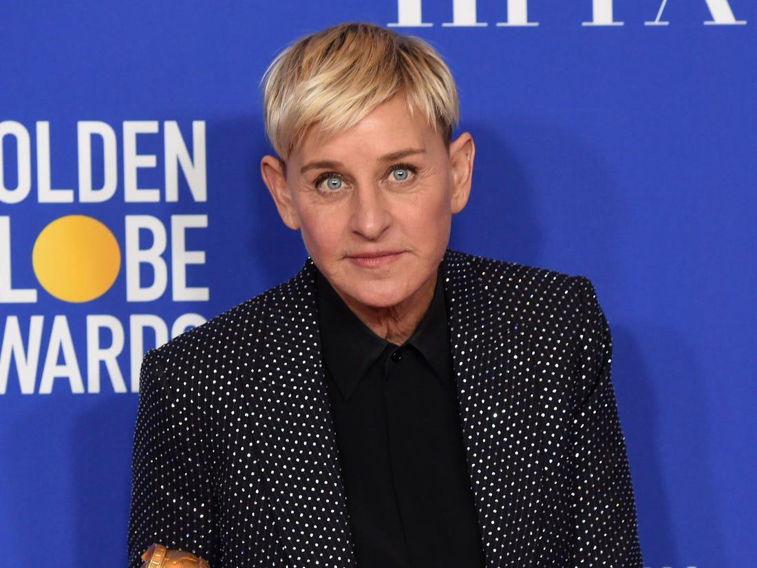 Ellen DeGeneres: Συγνώμη, φώτα, πάμε [pics]