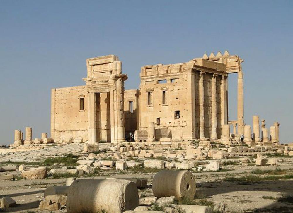 Σαν να μην πέρασε μια μέρα: Δείτε πως θα ήταν τα Μνημεία Παγκόσμιας Πολιτιστικής Κληρονομιάς αν δεν είχε περάσει ο χρόνος από πάνω τους