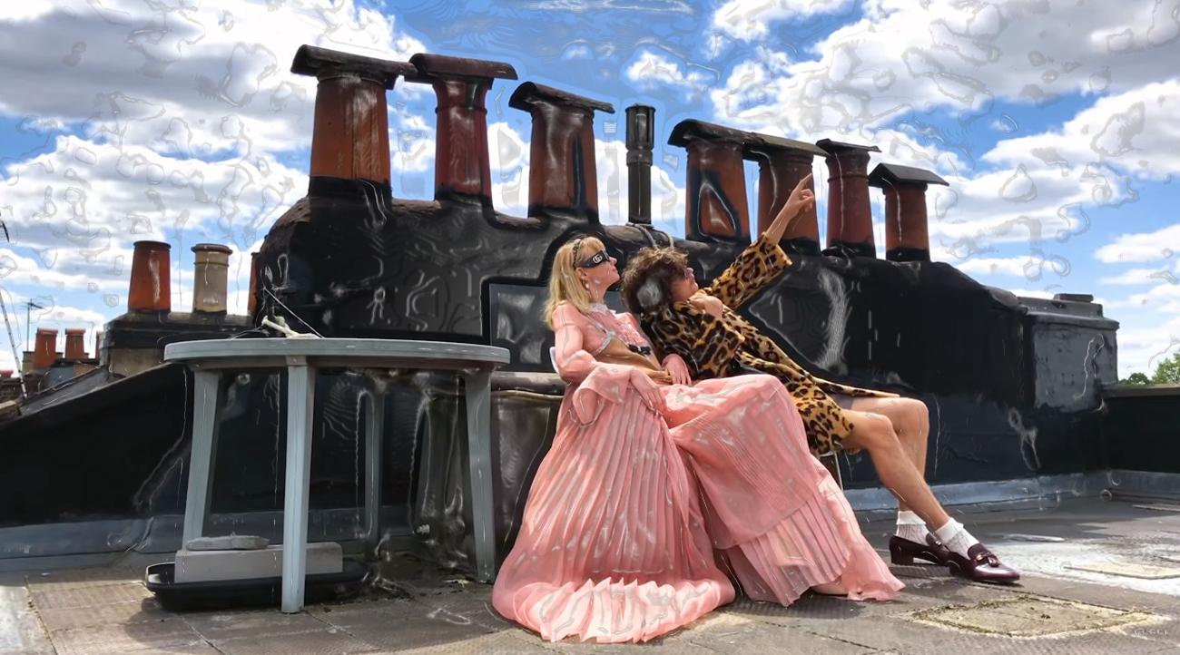 Gucci – The Ritual: Μοντέλα κάνουν δουλειές στο σπίτι και παρουσιάζουν τη νέα συλλογή Fall/Winter 2020 του οίκου