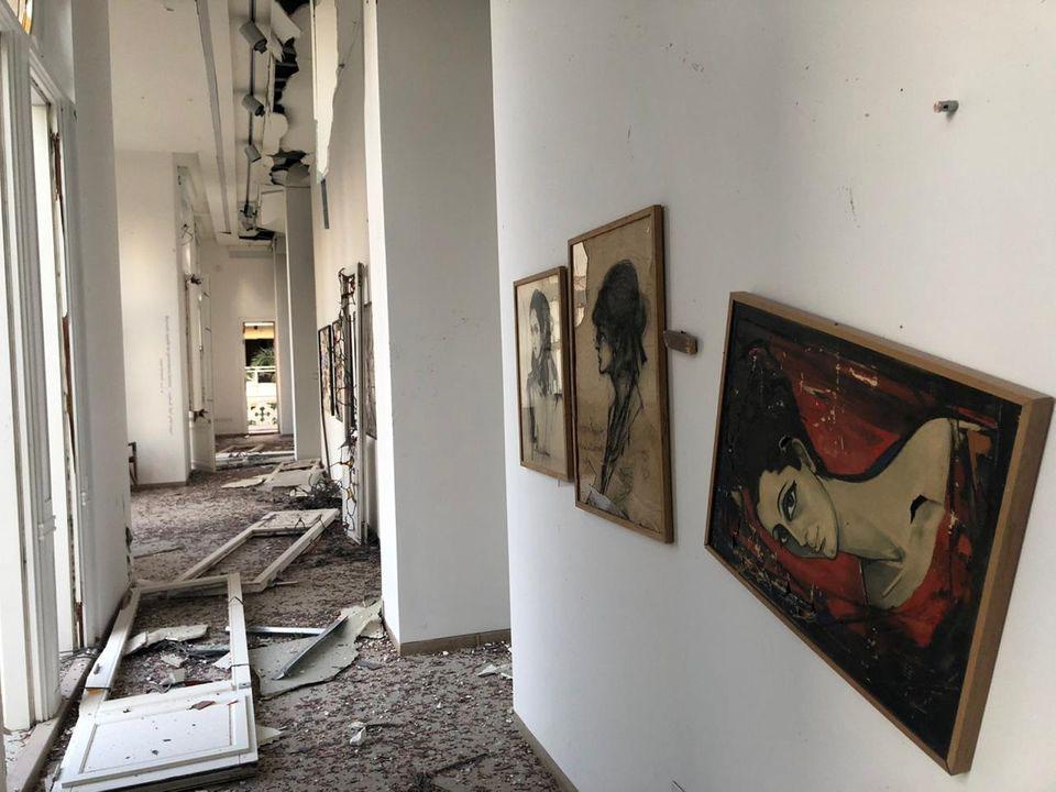 Βηρυτός: Η πολιτιστική ζωή της πόλης μετρά της πληγές της