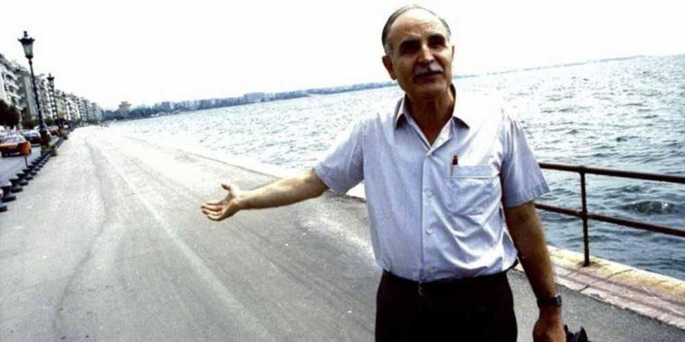 Ντίνος Χριστιανόπουλος: Σήμερα η κηδεία του σπουδαίου ποιητή
