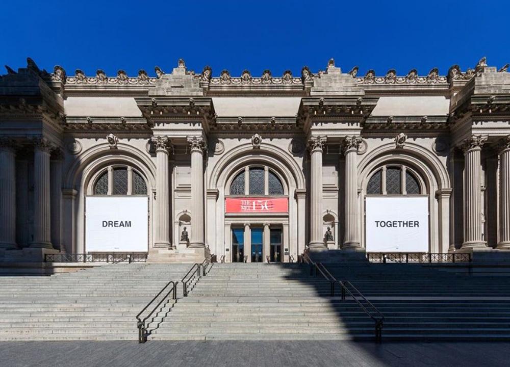 Dream Together: Έργο της Γιόκο Όνο θα καλωσορίζει τους επισκέπτες του ΜΕΤ στη Νέα Υόρκη
