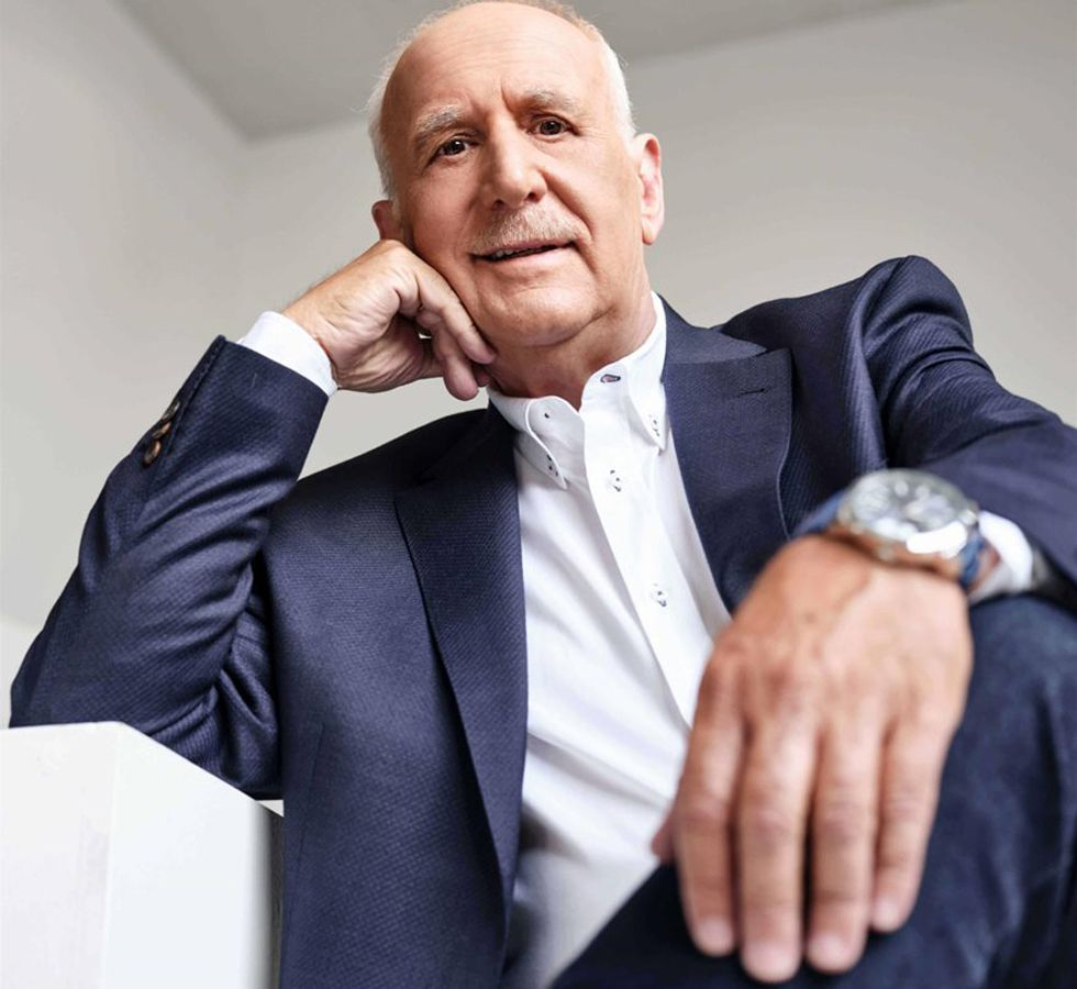 Γιώργος Παπαδάκης: Επιστρέφει στον ΑΝΤ1 κλείνοντας 30 χρόνια επιτυχίας