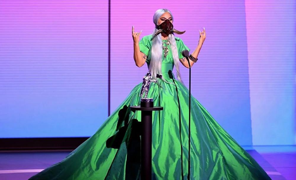 MTV VMA 2020: Σάρωσε η Lady Gaga σε μια διαφορετική απονομή λόγω πανδημίας [pics&vid]