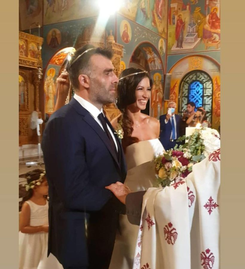 Μάρα Δαρμουσλή: Ο γάμος και το ολονύχτιο κρητικό γλέντι [pics]