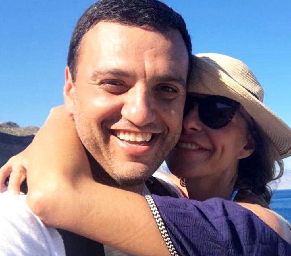 Τζένη Μπαλατσινού – Βασίλης Κικίλιας: Οι ευχές του ζευγαριού για τη νέα χρονιά [pic]