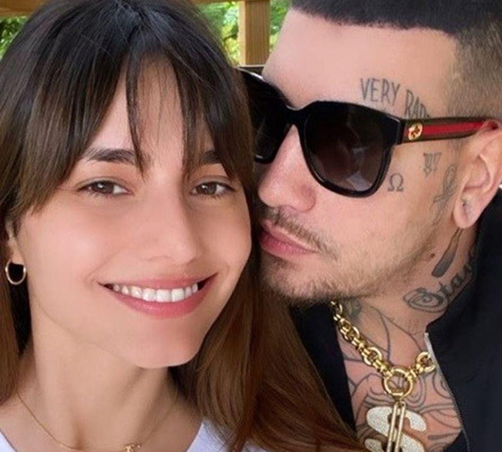 Snik Ηλιάνα Παπαγεωργίου: Το αγαπημένο ζευγάρι μας εύχεται καλή χρονιά με την ίδια φωτογραφία [pics]