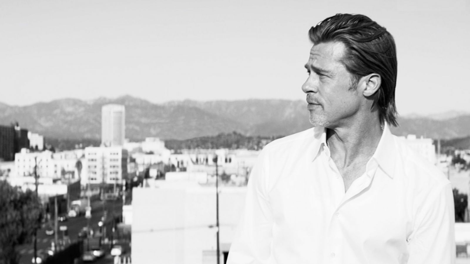 Brad Pitt: Είναι το πρόσωπο της νέας καμπάνιας του οίκου Brioni και είναι ακόμη καλύτερος από τα νεανικά του χρόνια στο modelling