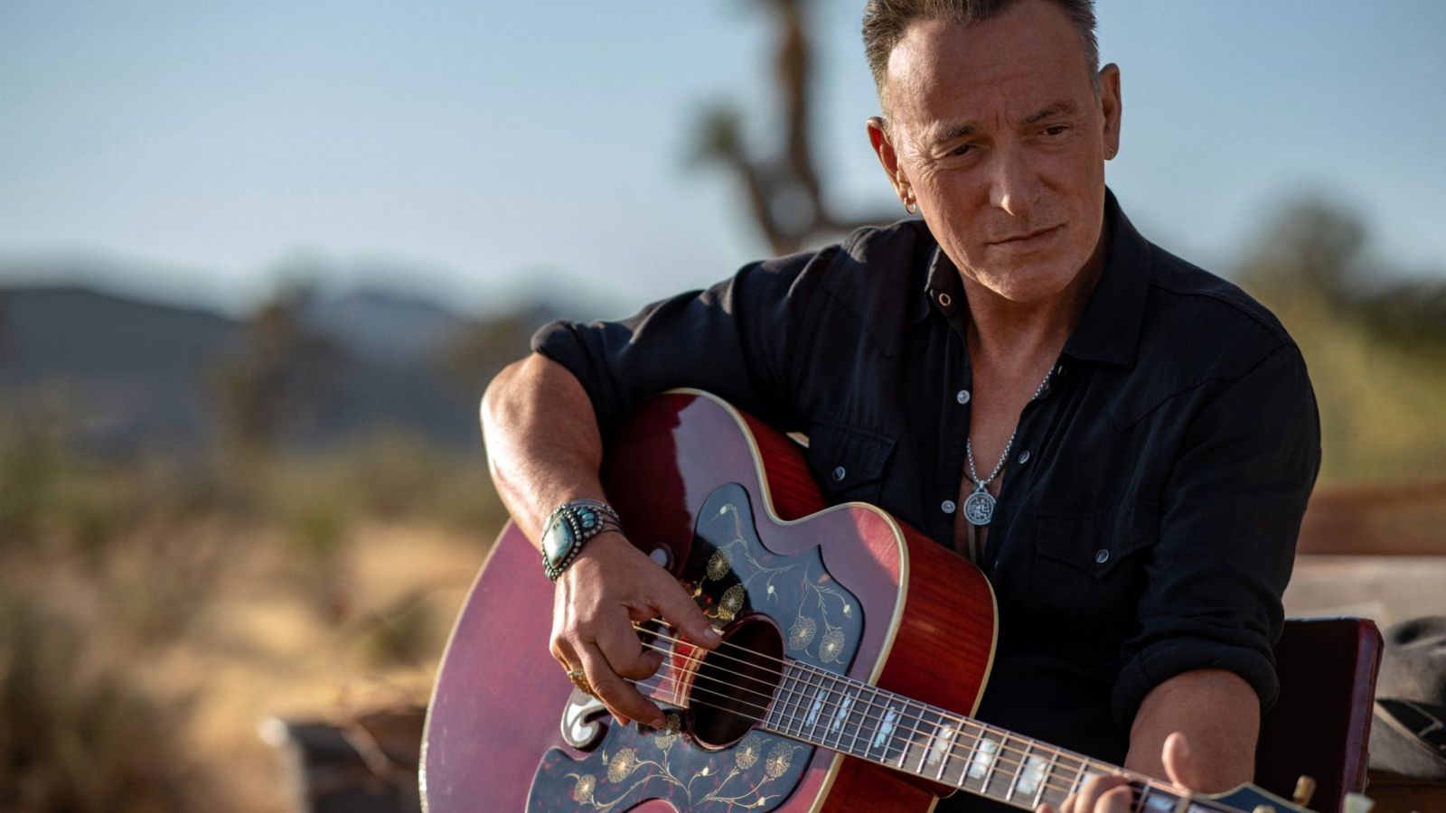 Bruce Springsteen: «The Boss» is back [vid]