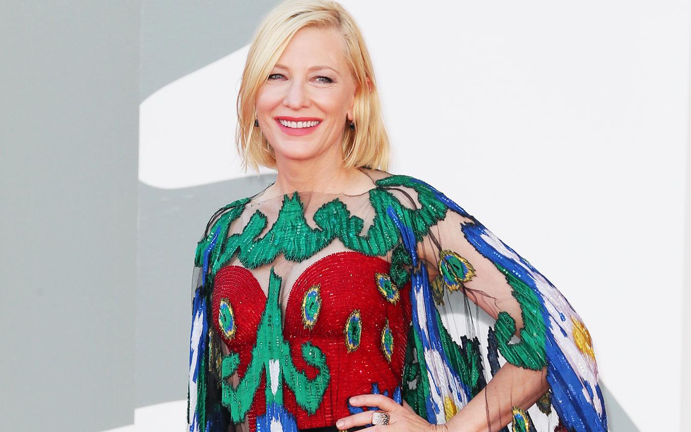 Cate Blanchett Φεστιβάλ Βενετίας: Οι εμφανίσεις της έχουν πάντα κάποιον (καλό) σκοπό [pics]