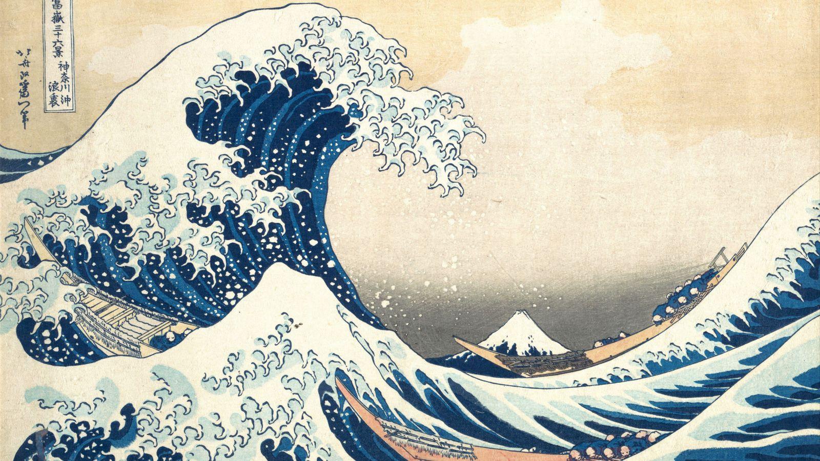 Κατσουσίκα Χοκουσάι: 103 έργα του που δεν είχαν έρθει ποτέ στο φως, εκτίθενται στο Βρετανικό Μουσείο
