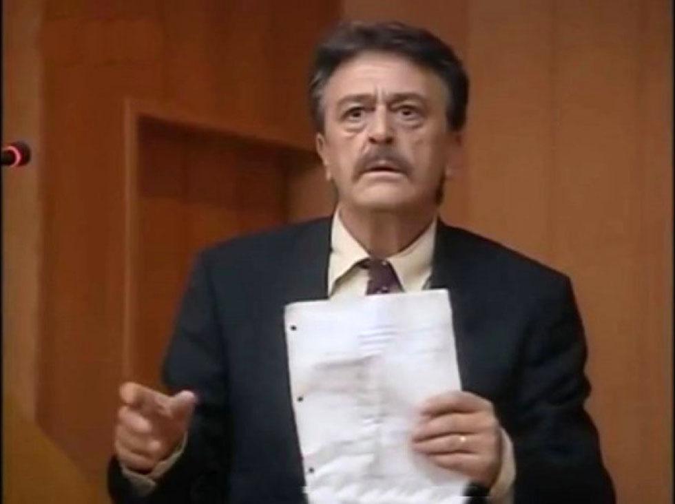Γιώργος Χαδίνης: Πέθανε ο σπουδαίος ηθοποιός – Είχε συμμετάσχει στο «Παρά 5»