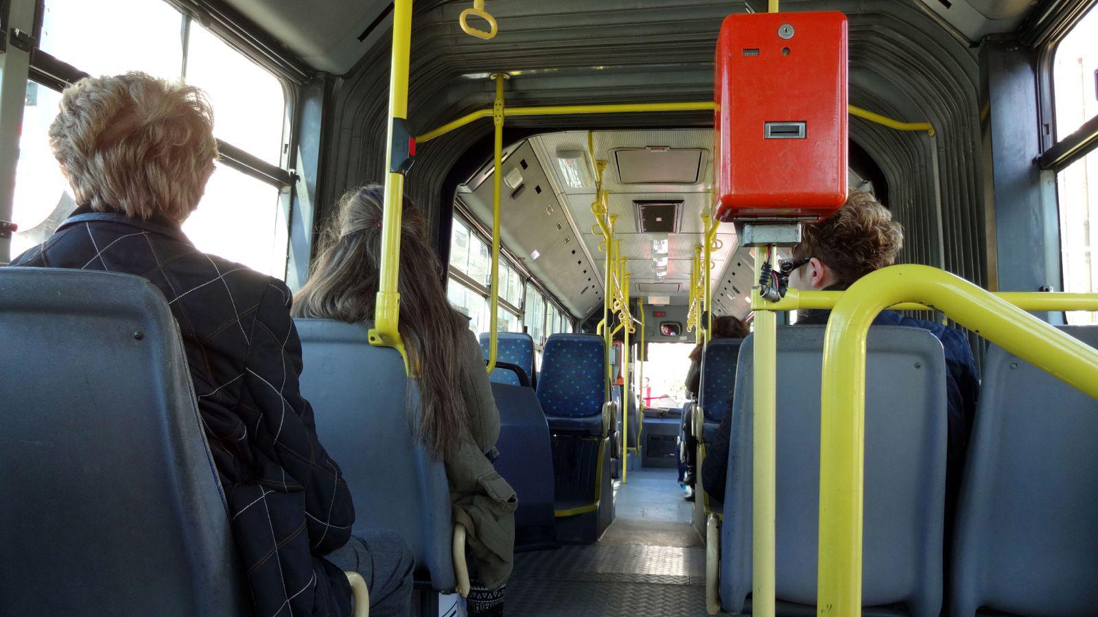 Οδηγός λεωφορείου βρίζει χυδαία δύο γυναίκες – Μετά την καταγγελία οδηγήθηκε στο πειθαρχικό [vid]