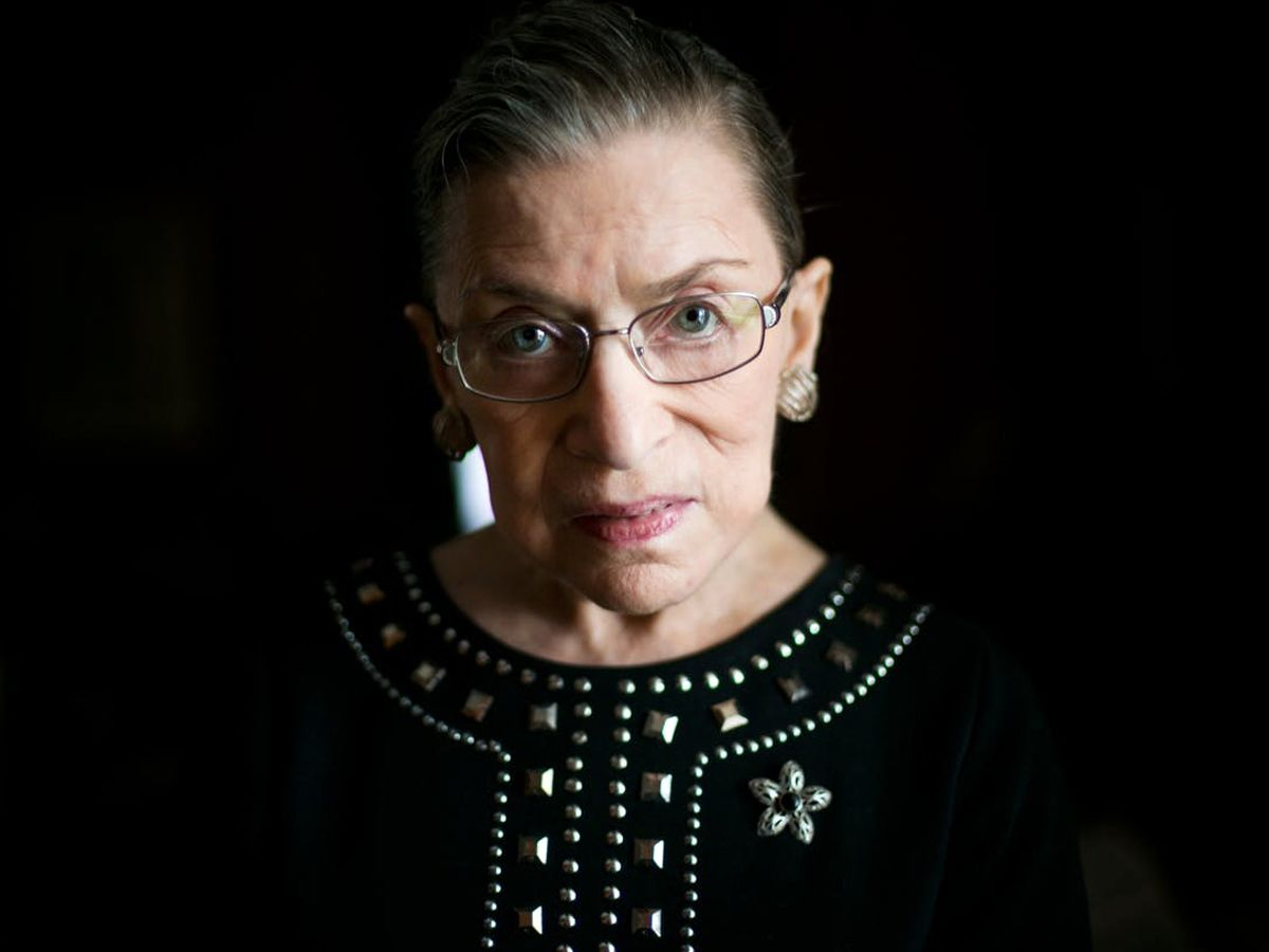Ruth Bader Ginsburg: Πέθανε η δικαστής-σύμβολο, η «Απόλυτη Ντίβα» της Αμερικανικής Δικαιοσύνης