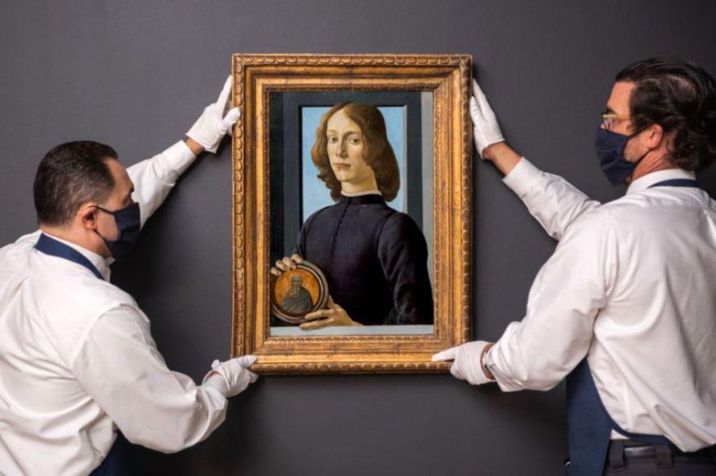 Πίνακας του Sandro Botticelli ηλικίας 500 ετών, αναμένεται να πωληθεί πάνω από 80 εκ. δολάρια