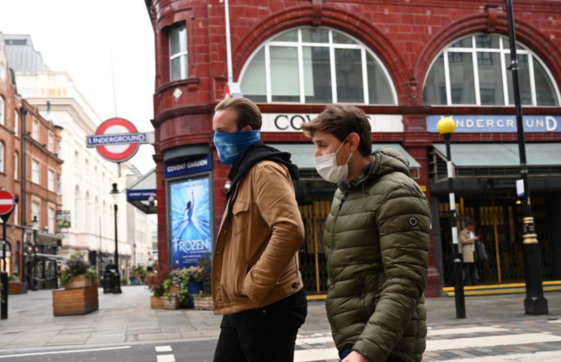 Βρετανία κορονοϊός: Αύξηση κρουσμάτων στο Λονδίνο και lockdown προ των πυλών