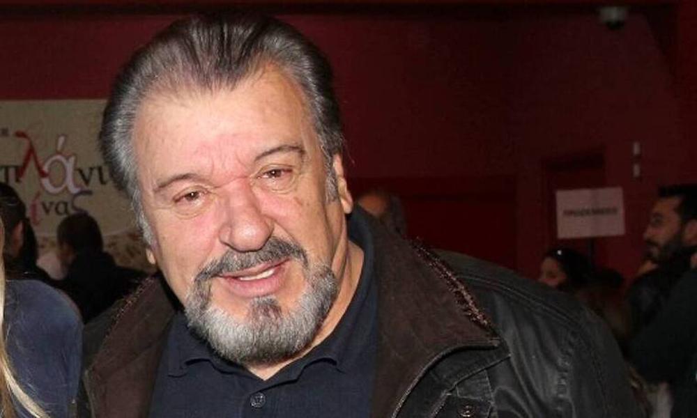 Τάσος Χαλκιάς: Η συγκίνηση του on camera και ο «Σάκης ο υδραυλικός» [vid]