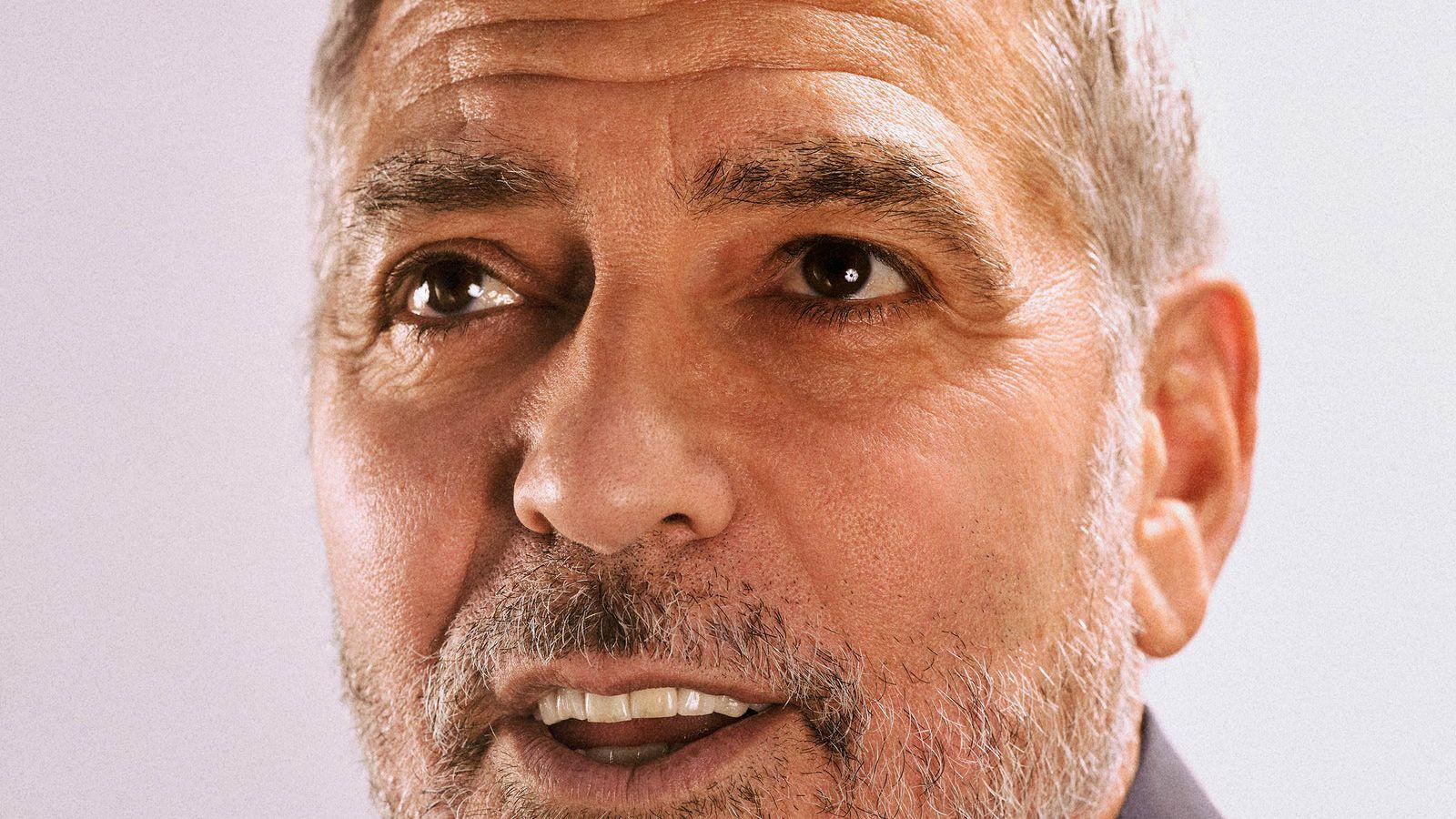 George Clooney: O «Άντρας της Χρονιάς» μιλάει για το πόσο άλλαξε τη ζωή του ο έρωτας και η Amal [pics]