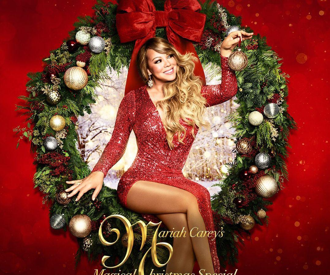 Mariah Carey: Τα Μαγικά Χριστούγεννα με την Ariana Grande σε ένα show υπερπαραγωγή [vid]