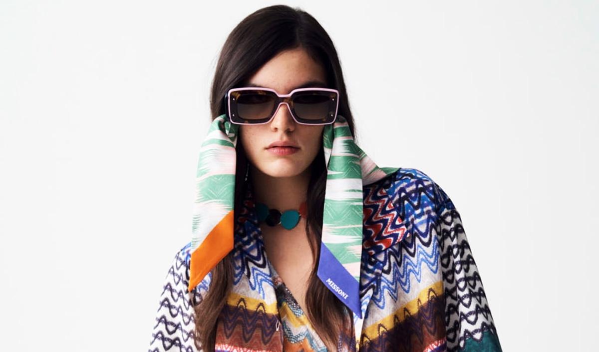 Μ Missoni: Η νέα συλλογή γυαλιών Φθινόπωρο/Χειμώνας 2020/2021 φέρνει την pop αισθητική στα… μάτια σας