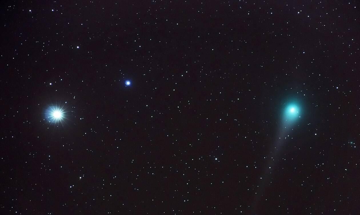 Δίας Κρόνος: Ένα σπάνιο αστρονομικό γεγονός – Η συνάντηση των δυο πλανητών έχει να συμβεί πάνω από 400 χρόνια