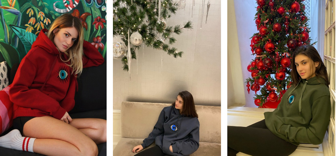 Celia Kritharioti: Η πιο chic, casual  συλλογή για το σπίτι