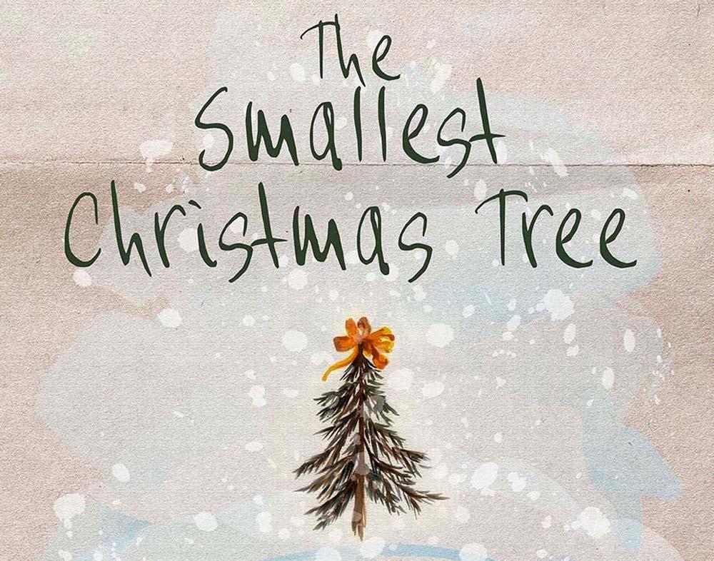 Δείτε το μικρότερο χριστουγεννιάτικο δέντρο του κόσμου