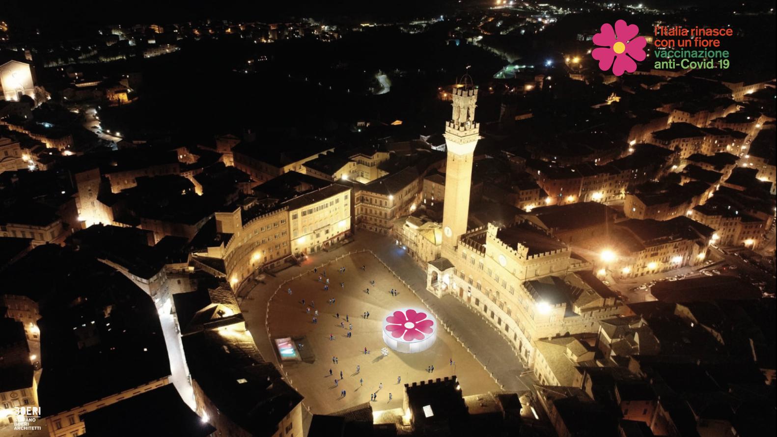 Stefano Boeri: Κέντρα εμβολιασμού που ανθίζουν στις πλατείες – Στην Ιταλία δεν αφήνουν τίποτα στην τύχη