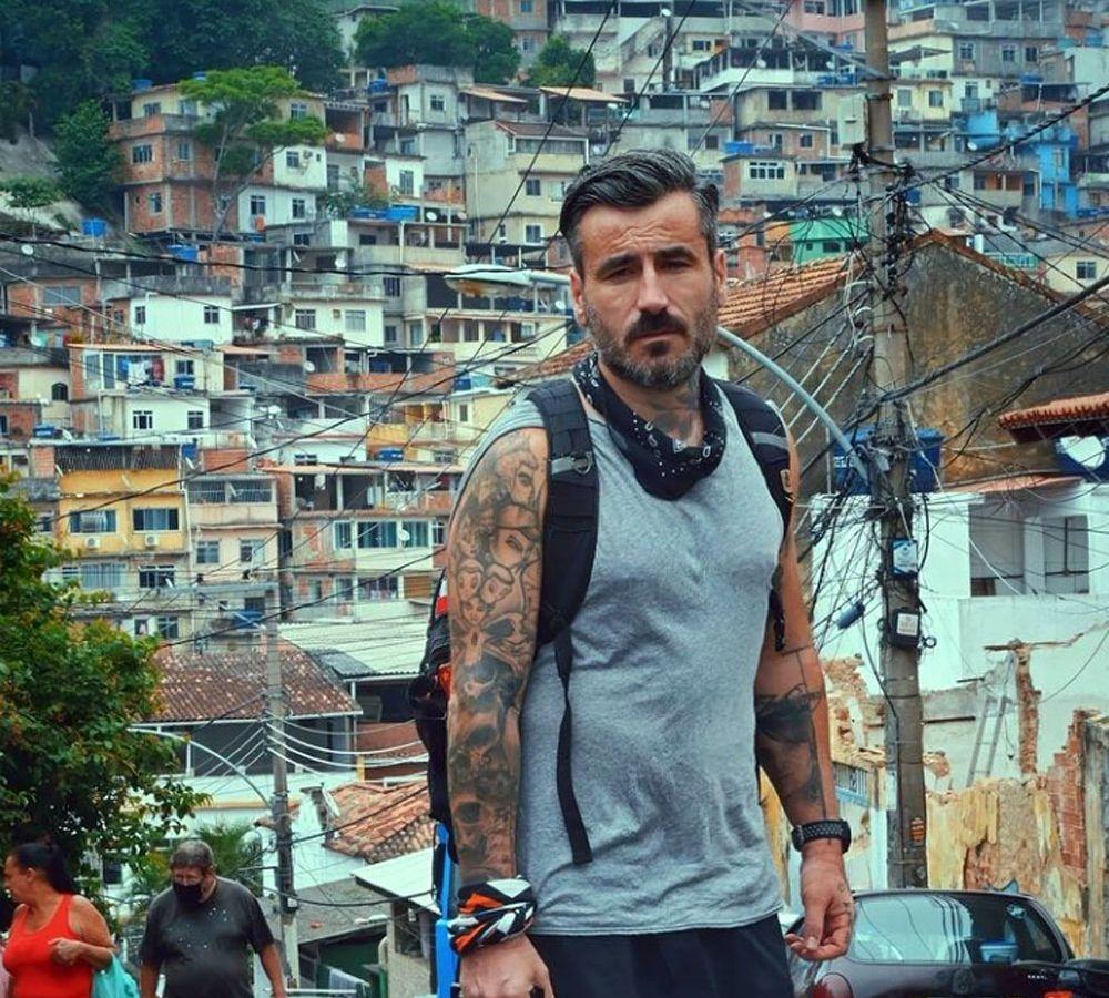 Γιώργος Μαυρίδης: Σταματά η εκπομπή «Into the Skin» λόγω κορονοϊού