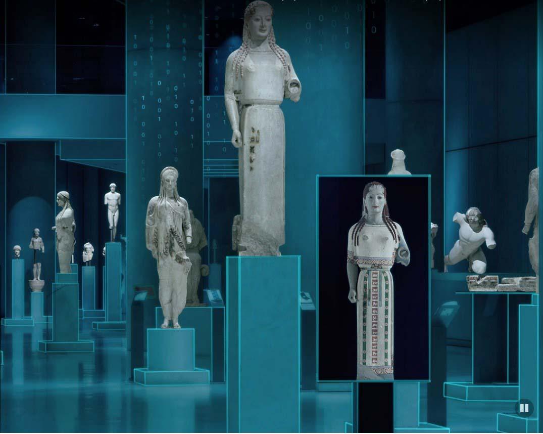 Μουσείο Ακρόπολης: Ψηφιακή αναβάθμιση για το σημαντικότερο μουσείο της χώρας – Μπορείτε να θαυμάσετε τα εκθέματα online