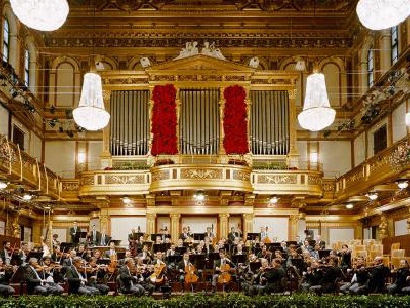 Πρωτοχρονιάτικη συναυλία Βιέννης 2021: Το μήνυμα ελπίδας από την ξακουστή Φιλαρμονική της Βιέννης [vid]